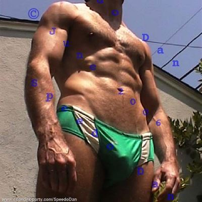 Gay Spandex Lycra Speedos photos