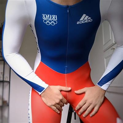Nov, 2020's top guy Ilovetowrestle wearing Skinsuit Adidas